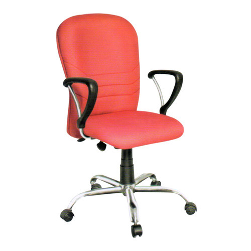 Red Attractive Office Chair