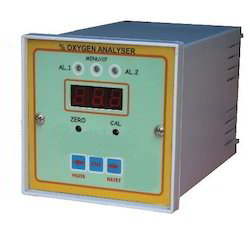 Oxygen Gas Analyzer
