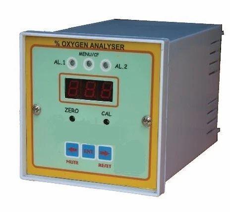 Oxygen Gas Analyzer