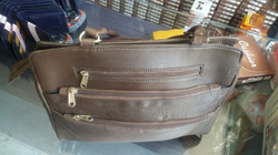 Leather Hand Bag, Pure Leather: Yes