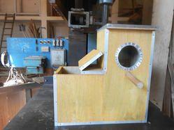 Grey Parrot Breeding Box