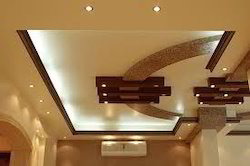 Down Ceiling Pop Ceilings Design Services Service Provider