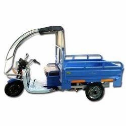 500 Kg Loader Rickshaw