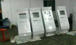 Kiosk Display Panel Fabrication