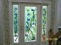 Printed window glass