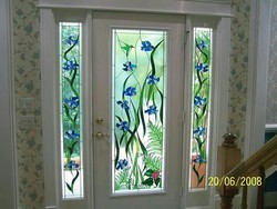 Various Printed window glass, Thickness: Standard