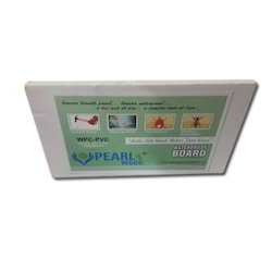 PEARLWOOD White 12 MM PVC Board, Size: 1220X2440 MM