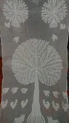 Cotton Applique Organdy Patchwork Bedsheets