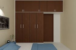 Plywood Wardrobes लकड़ी की अलमारी Plywood Ke Vastragar
