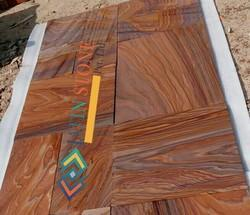 Rianbow Sandstone Honed Tiles
