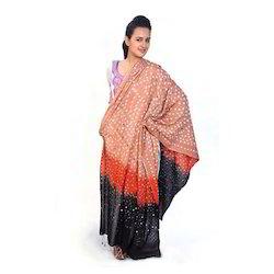 Jaipuri Bandhej Design Cotton Dupatta 106