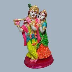 stone material dust Laxmi Handicrafts Radha Krishna Jugal Jodi