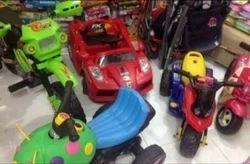 Kids Playing Car