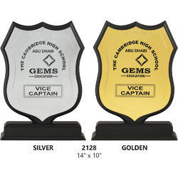 Wooden Trophies (Gold /Silver)