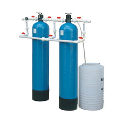 Water Softener for Industrial Use
