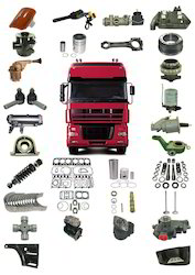 AMW Truck Spare Parts