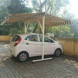 Car Parking Two Way Awning