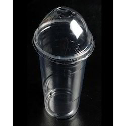 Dome Lid Brio Plastic Glass