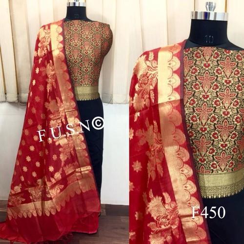 126d47c74535 Banarasi Silk Dress Materials