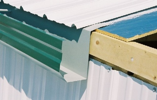 Metal Roofing Gutter Manufacturer From Chennai