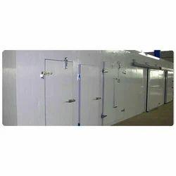 Blast Freezer Door