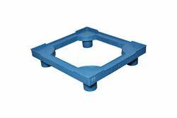 Blue Fridge Stand