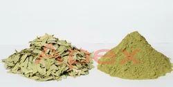 APEX SLP01 Senna Leaves Powder, Non prescription, Packaging Size: 25 Kgs