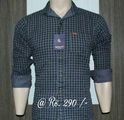 Cotton Fabric Shirt