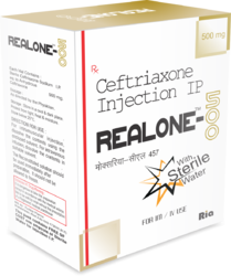 Ceftriaxone 500 Injection