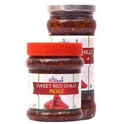 Sweet Red Chilli Pickle