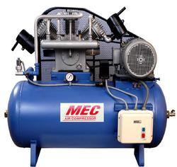 Single Stage Double Cylinder Air Compressors