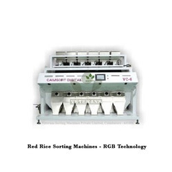 Red Rice Sorting Machines