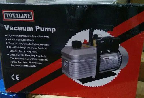 12 Cfm Carrier Totaline Multi Purpose Vacuum Pump, Portable | ID