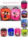 Dolls And Dudes Luggage Trolley Bag