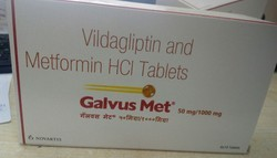 Galvus Met 50mg 1000mg Tablets