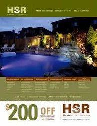 Promotional Flyer Designing Service