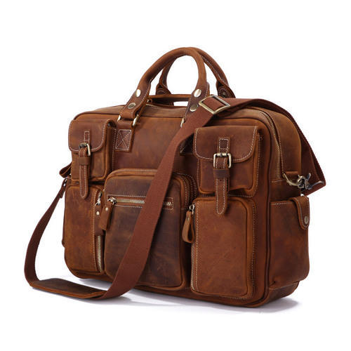 Gents Leather Office Bag at Rs 1000  piece  d9be0368c