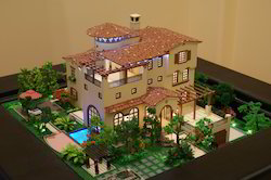 Residential Miniature Models