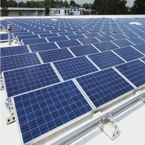 Solar Roof Top Power Plant Commecial Solar Rooftops Grid