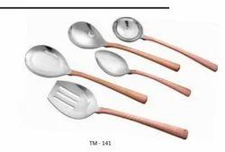 Copper Serving Set