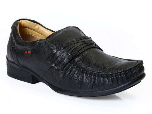 Red Chief Rc10051 Formal Shoe Black