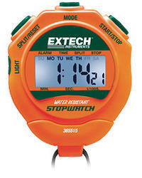 Digital LCD Stopwatch
