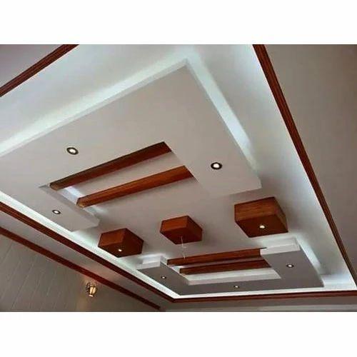 POP False Ceiling, पीओपी फॉल्स सीलिंग In Pune, At Post