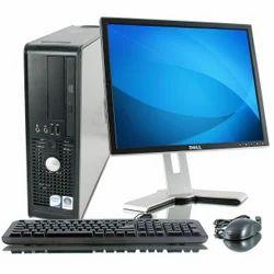Dell Desktop Computer, Memory Size (RAM): 2 GB