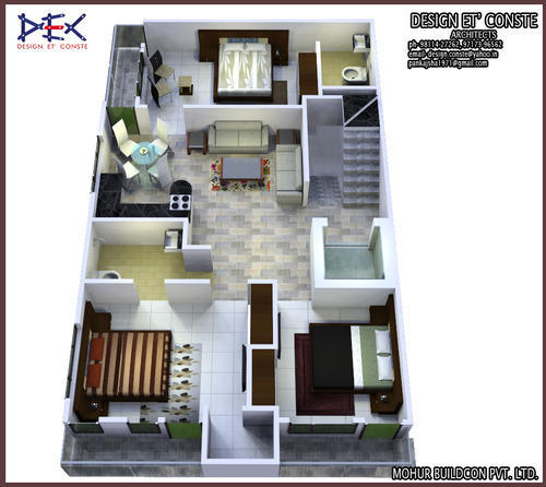 Aurora home design and drafting for In home design consultant