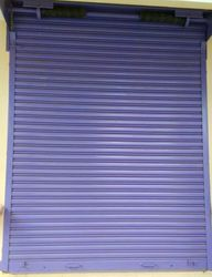 Metal Powder Coated Rolling Shutter