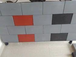 Plain Rock Interlocking Tiles