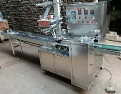 Biscuit Pouch Packaging Machine