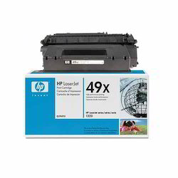 HP 49X Black LaserJet Toner Cartridge