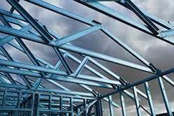 Smart Steel Roofing & Fabrication Job Work